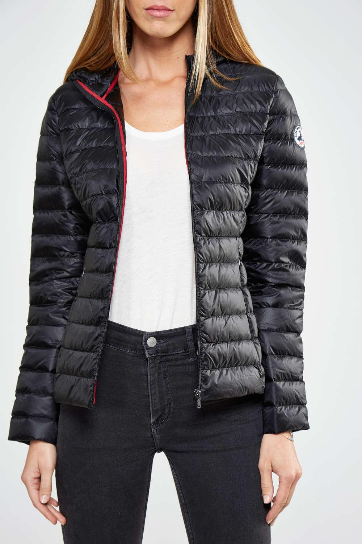 veste jott femme noir doudoune chapka doudoune pull vetement d 39 hiver. Black Bedroom Furniture Sets. Home Design Ideas