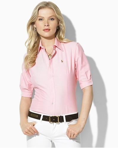 29a45e8b27d98a Je veux trouver une belle chemise femme et agréable à porter pas cher ICI  Chemise femme ralph lauren