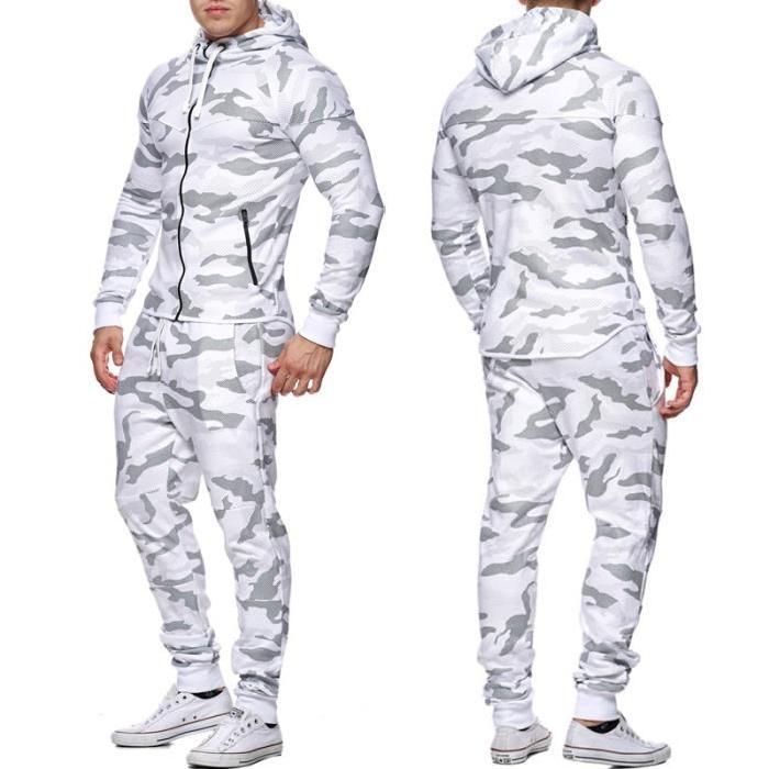 443e9f6db493 Ensemble Jogging Nike Vetement Militaire Doudoune amp  Pull Chapka rrvBq