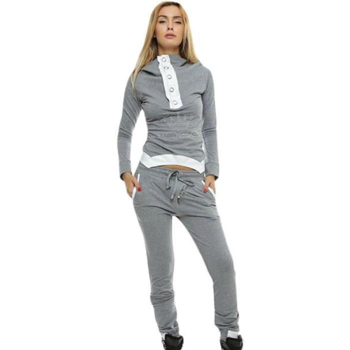 0a9699740fa Vetement jogging femme - Chapka