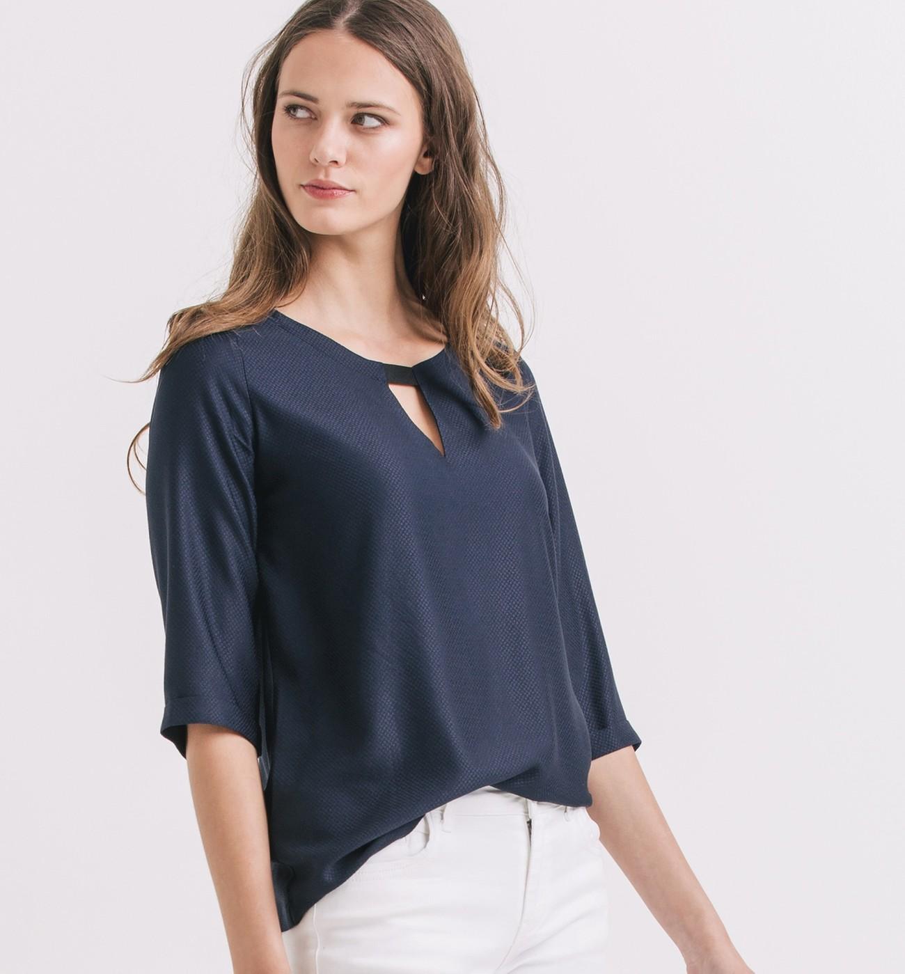 11b3cb41614 Chemisier blouse pour femme - Chapka
