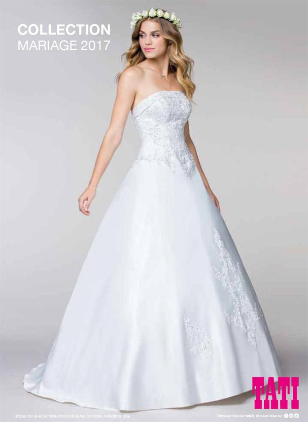685cb29483d Robe de mariée tati. Je veux trouver une belle robe de soirée coloré ou élégante  pas cher ICI ...