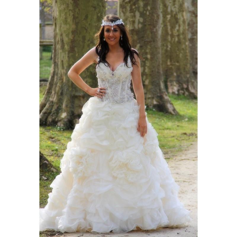 Louer robe de mariee de luxe