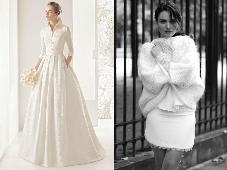 88d09251553 Je veux trouver une belle robe de soirée coloré ou élégante pas cher ICI  Robe de mariée en hiver