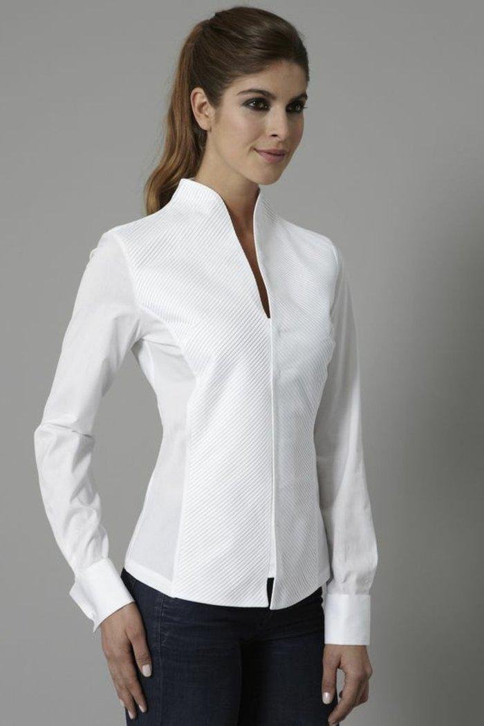 163b4f0b0de0d Je veux trouver une belle chemise femme et agréable à porter pas cher ICI  Chemisier femme chic et original