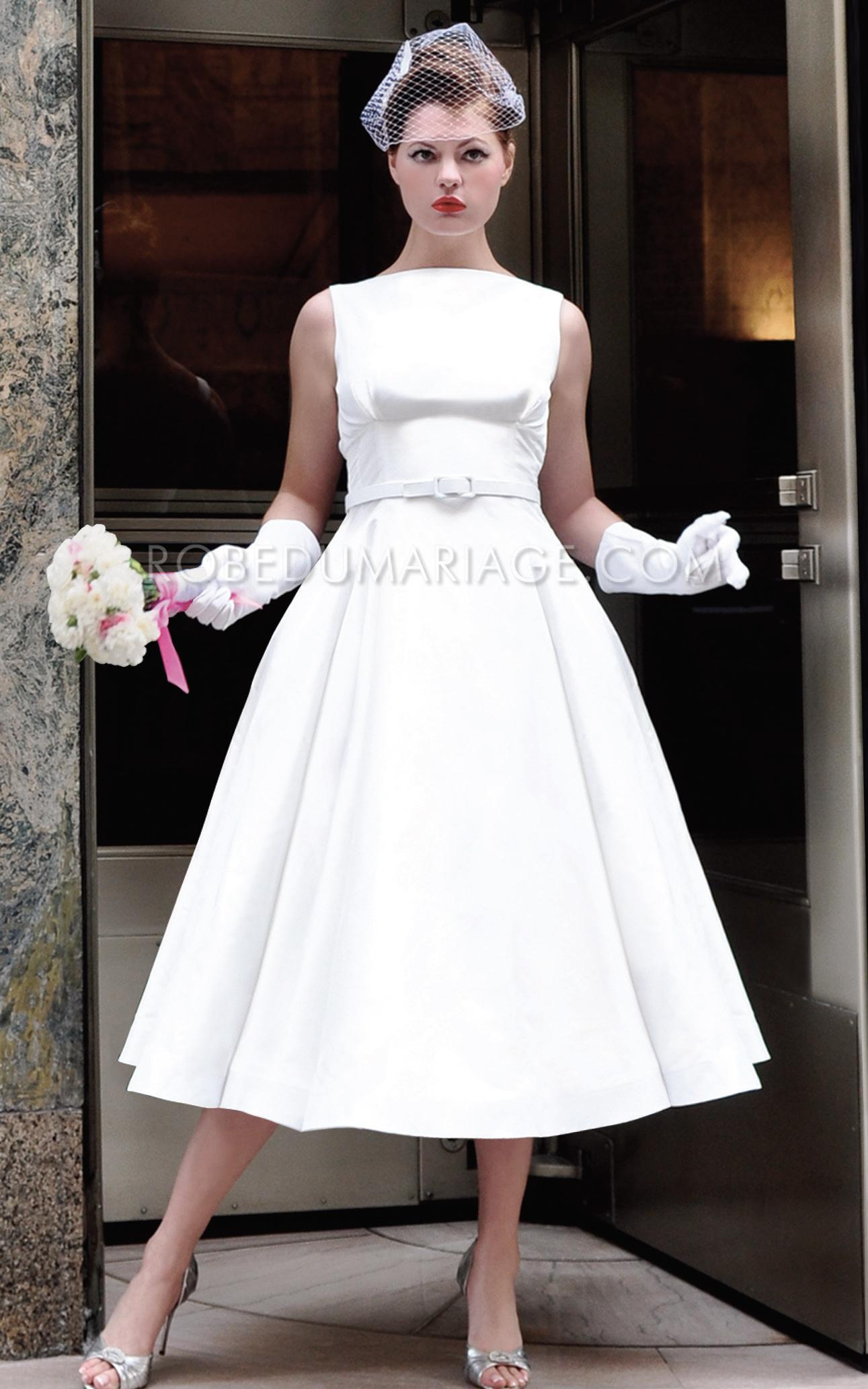 Robe mariee courte montreal