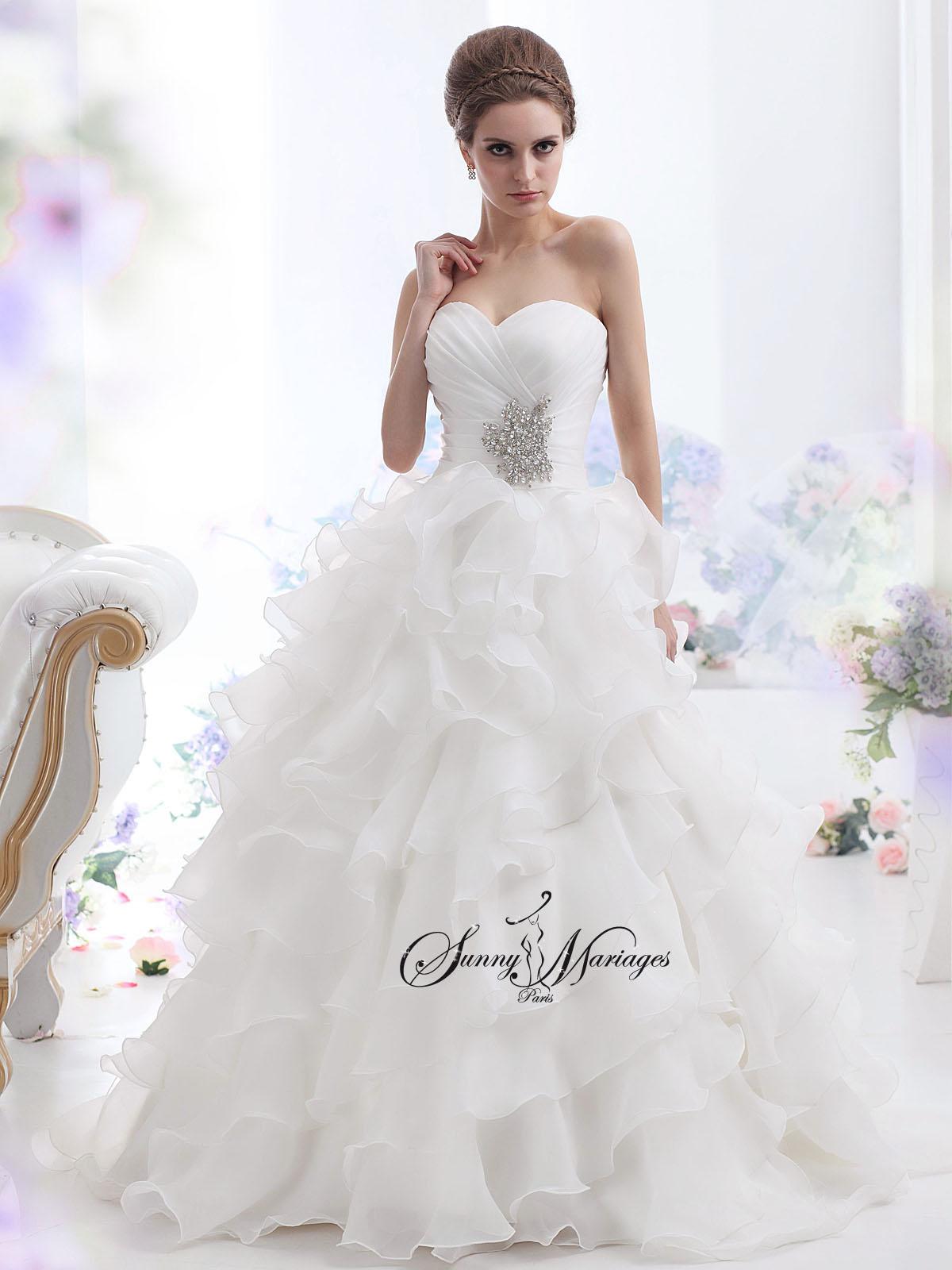 d338ba7d974 Site français robe de mariée - Chapka