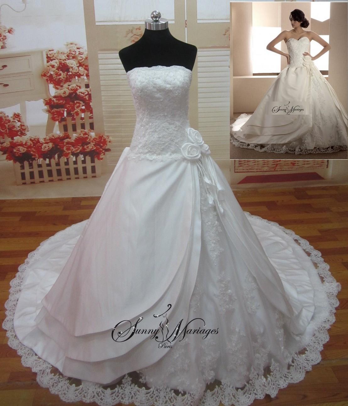 765ff6e4073 Site de robe de mariage - Chapka