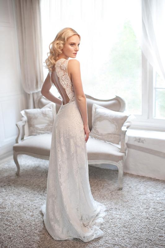 19d839052fd Robe de mariée créateur - Chapka