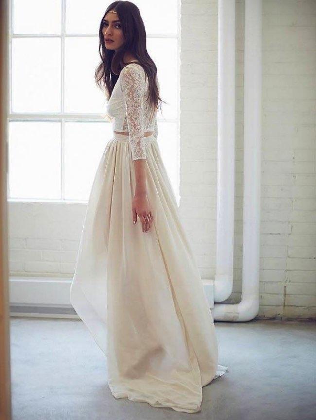 Je veux trouver une belle robe de soirée coloré ou élégante pas cher ICI  Robe de mariée été 2016 92156257c03