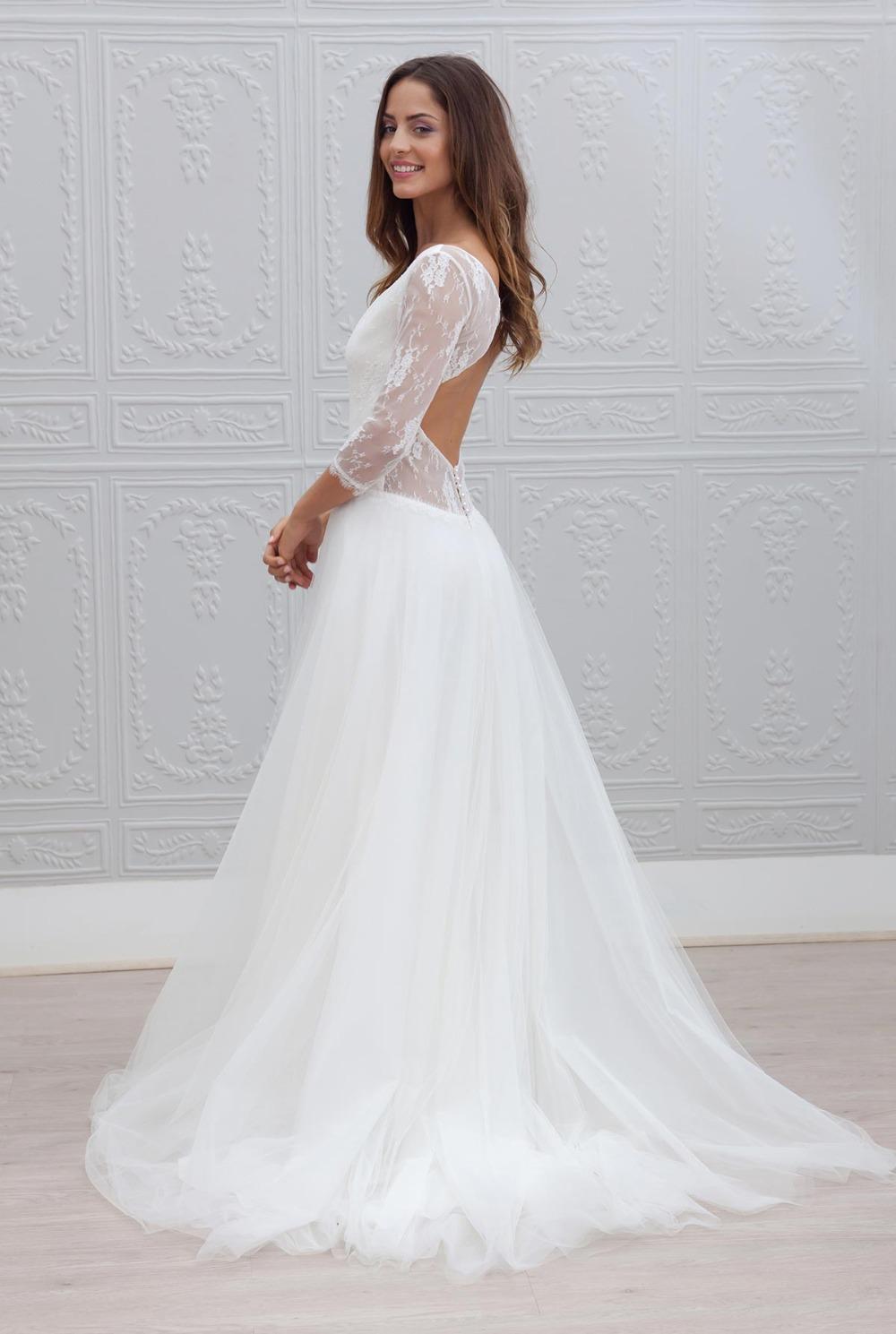140bcbc09a0 Photo de robe de mariée - Chapka