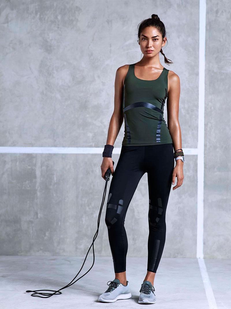 Tenue sport fitness - Chapka 4b42453faf6